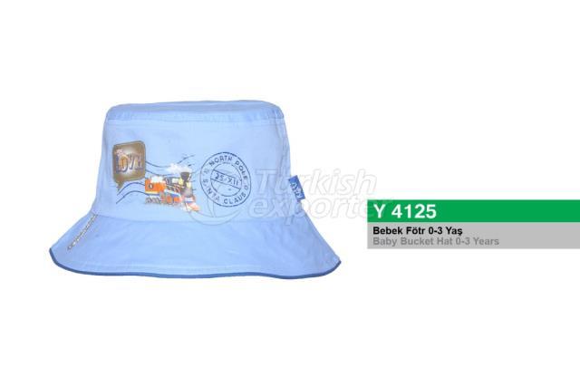 Baby Bucket Hat Y4125