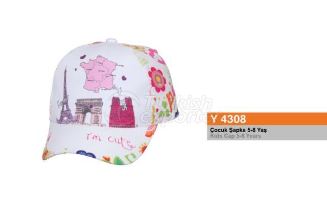 Kids Cap Y4308