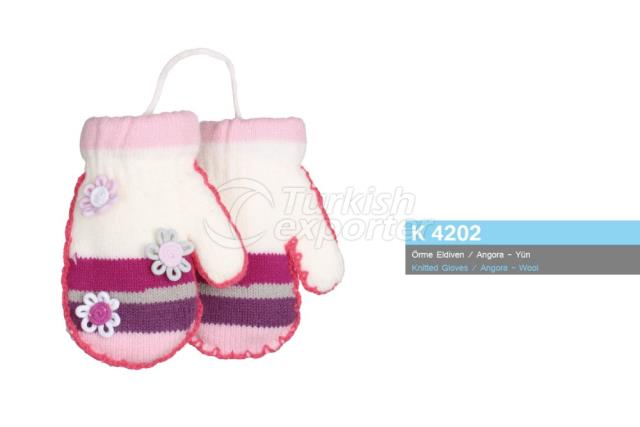 Knitted Gloves K4202