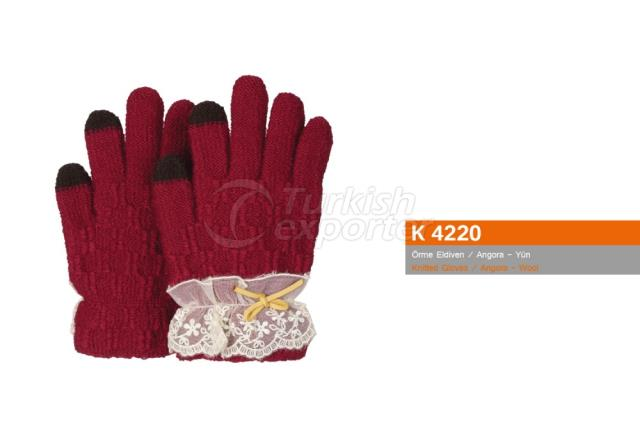 Knitted Gloves K4220