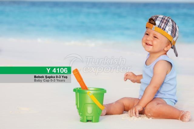 Baby Cap Y4106
