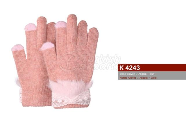 Knitted Gloves K4243