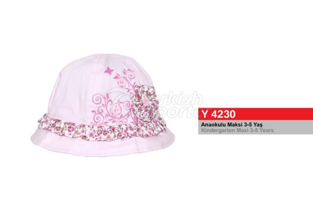 Kindergarten Bucket Hat Y4230