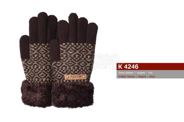 Knitted Gloves K4226