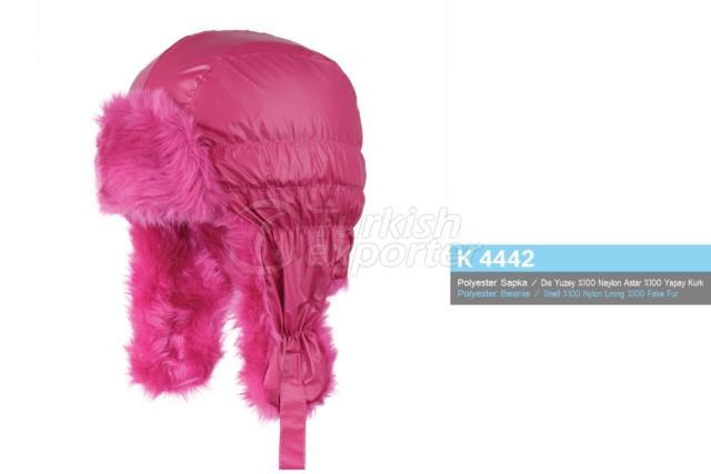 Polyester Beanie K4442