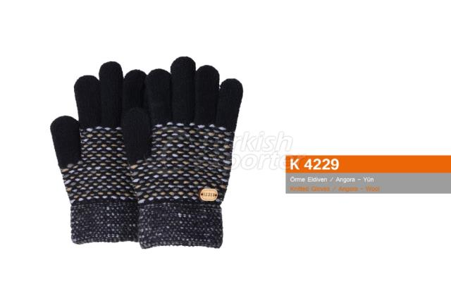 Knitted Gloves K4229