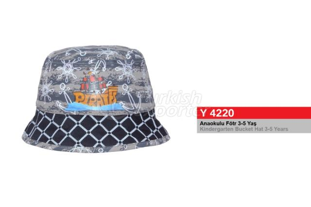 Kindergarten Bucket Hat Y4220