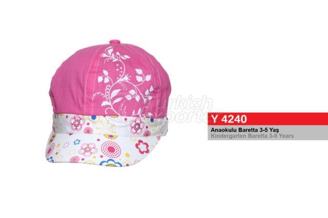 Kindergarten Baretta Y4240