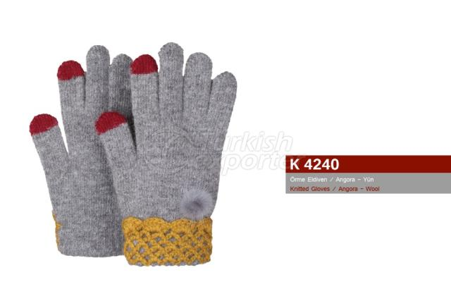 Knitted Glovesn K4240