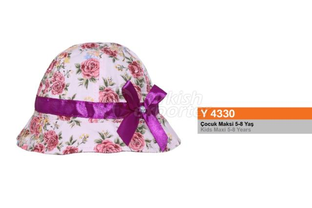 Kids Bucket Hat Y4330