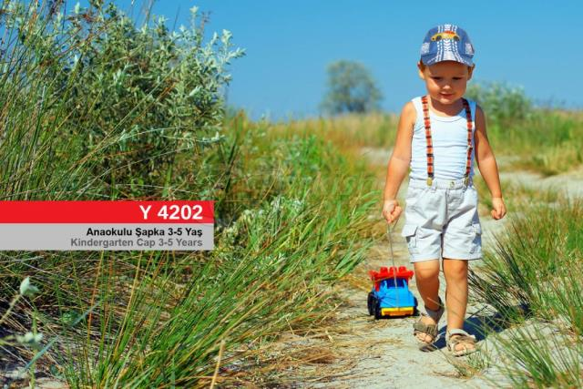 Kindergarten Cap Y4202