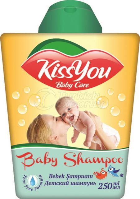 Baby Shampoo Kiss You