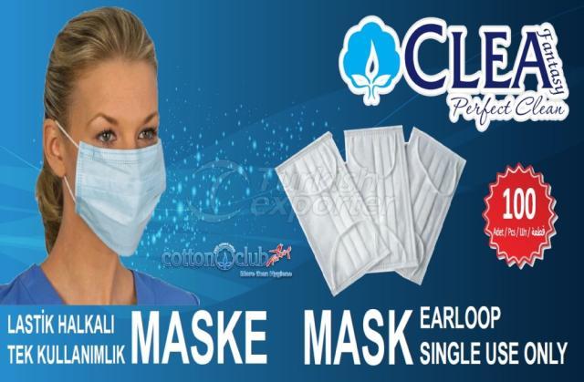 Single Use Mask