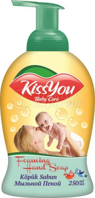 Foaming Hand Soap Kiss You