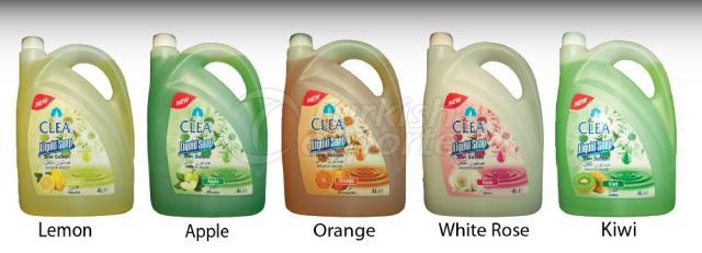Liquid Soap Clea