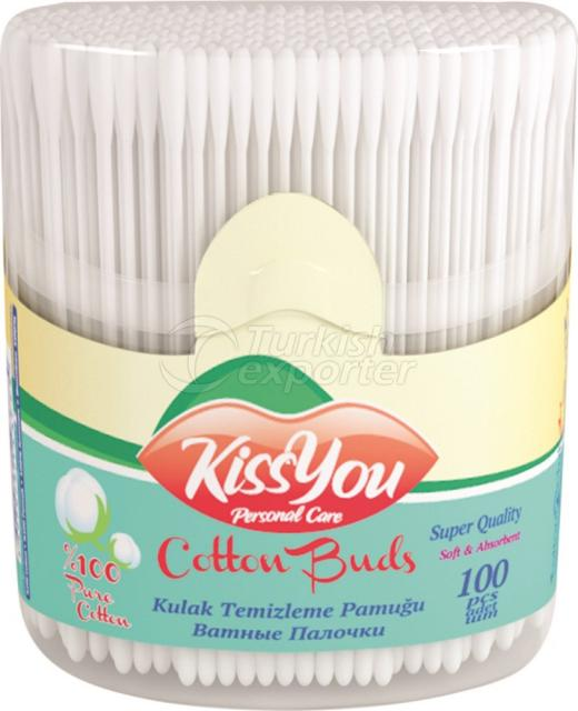 Cotton Bud Kiss You