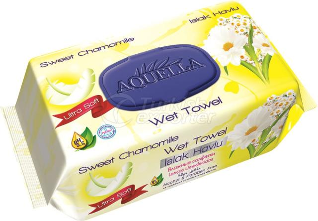Wet Towel Aquella