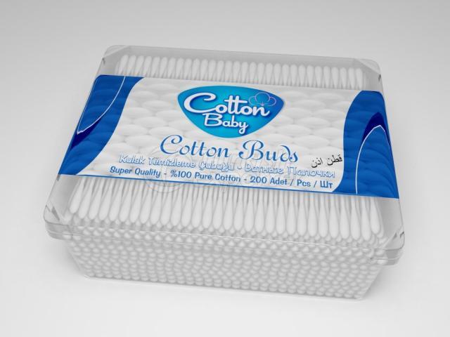 Cotton Bud Cotton Baby