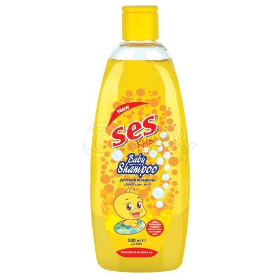 Ses Baby Shampoo 500