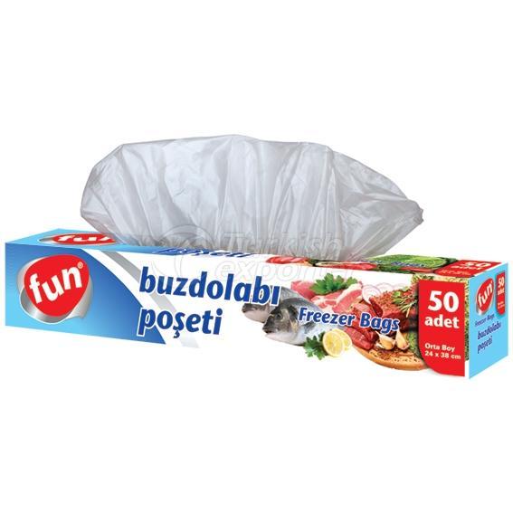 Fun Freezer Bags