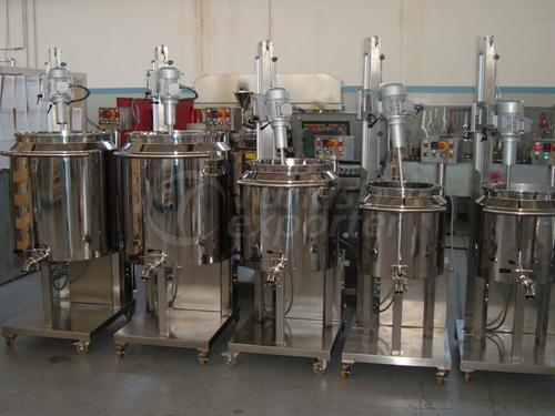 Turkish Delight Production Machine