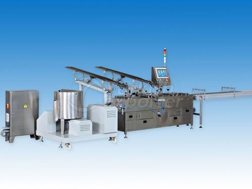 Cream Biscuit Production Machine