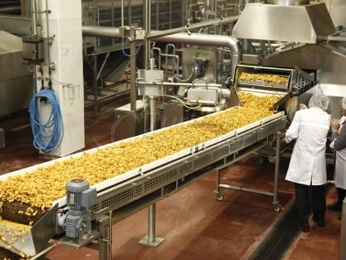 Potato Chip Production Machine
