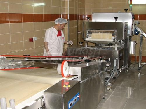 Lavash Production Machine