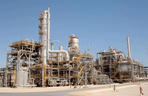 Oil Crude Treatment Equipment