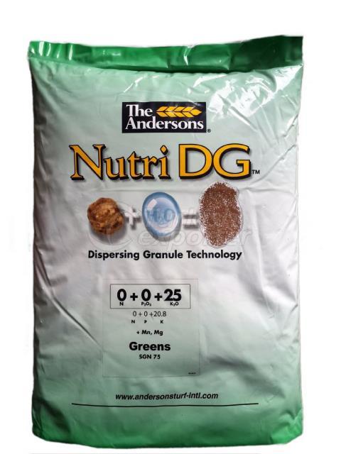 NUTRI DG 0-0-25