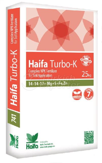 Haifa Turbo-K 14-14-17