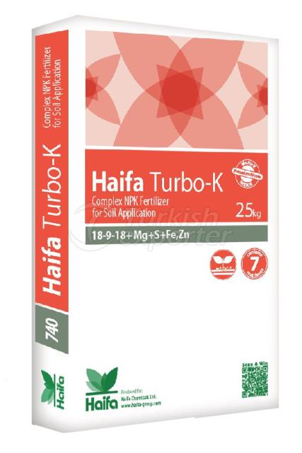 Haifa Turbo-K 18-9-18