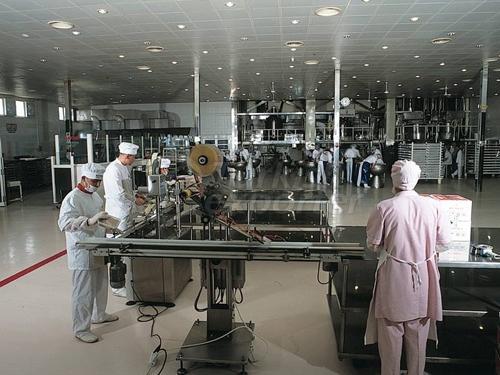 Tahini - Halwa Production Machine