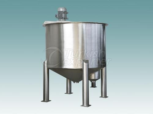 Yeast Tanks