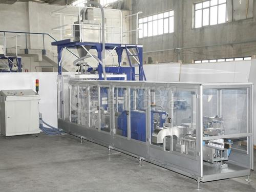 Vacuum Yeast Packaging Machine