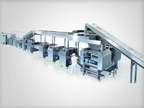 Biscuit Production Machine