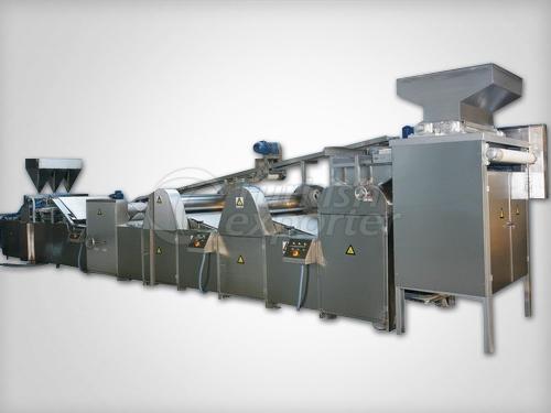 Turkish Pizza Production Machine