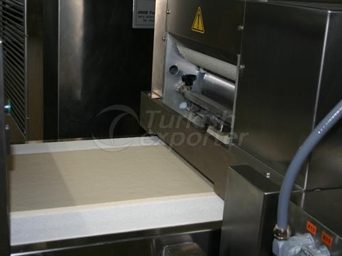 Nougat Production Machine