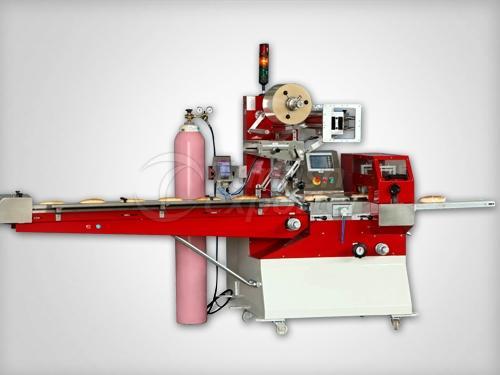 Flowpack Bread Packaging Machine