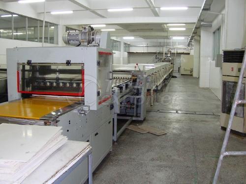 Chocolate Production Machine