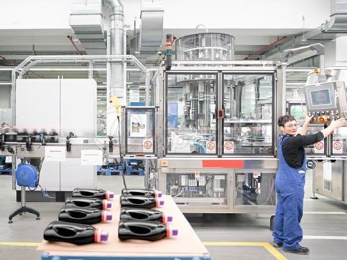 Detergent Manufacturing Facilities