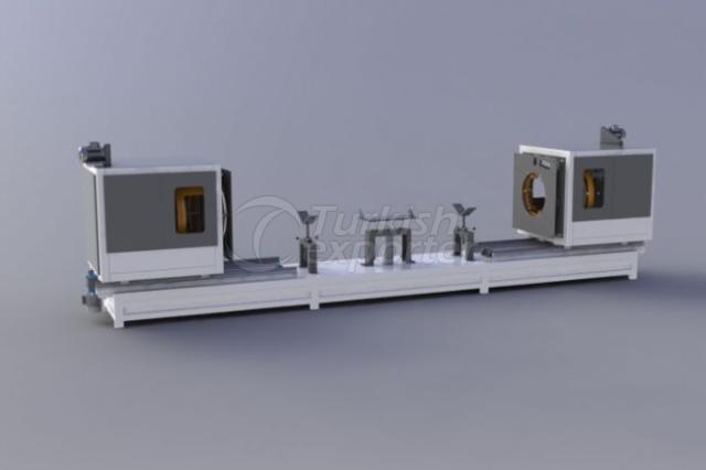 Pvc Pipe Treading Machine