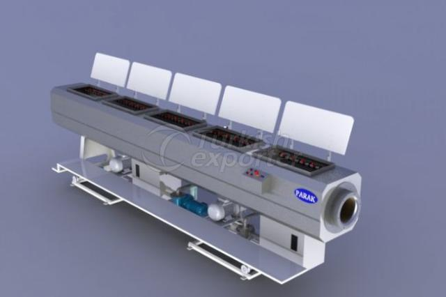 Pipe Cooling Bath With Vacuum PTVM