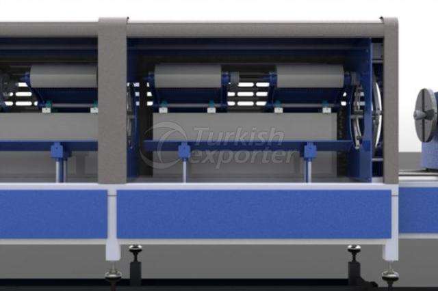 Pvc Pipe Sloting Machine