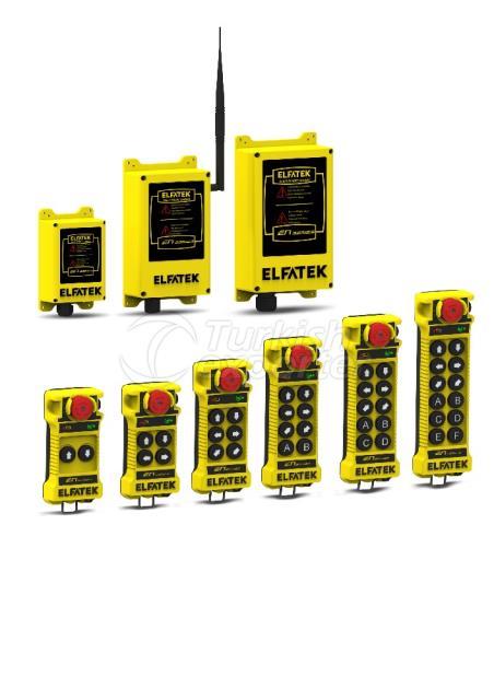 Crane Remote Controllers