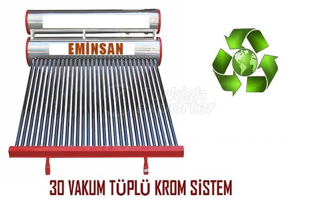 Hot Water 30 Vacuum Tube