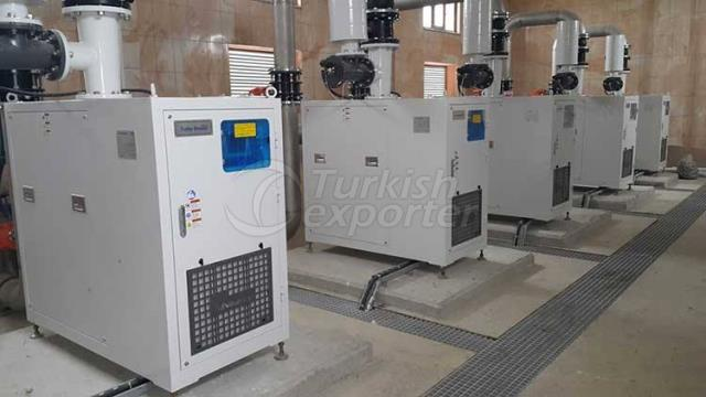 ABS Waste Water Treatment Products