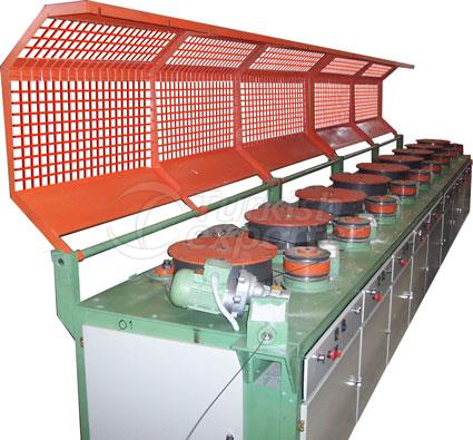 Multiblock Wire Drawing Machine