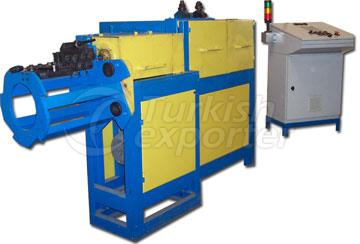 Wire Straightening Cutting Machine