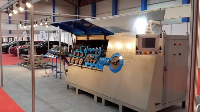 Automatic Etret Bending Machine